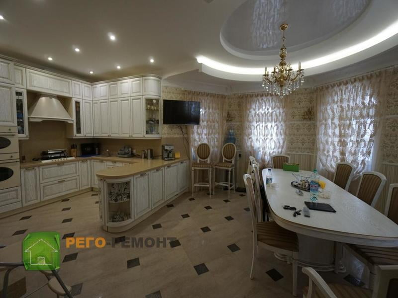 Цены на ремонт квартиры под ключ с материалами в СПб