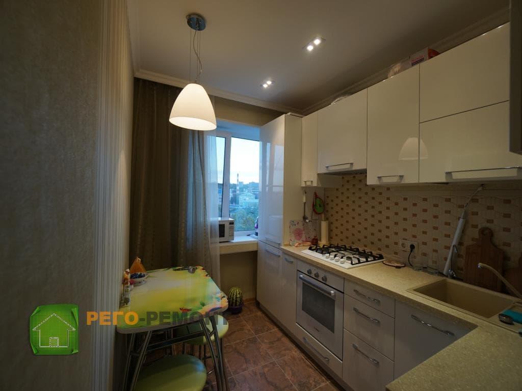 Капитальный ремонт квартиры в Саратове - цена